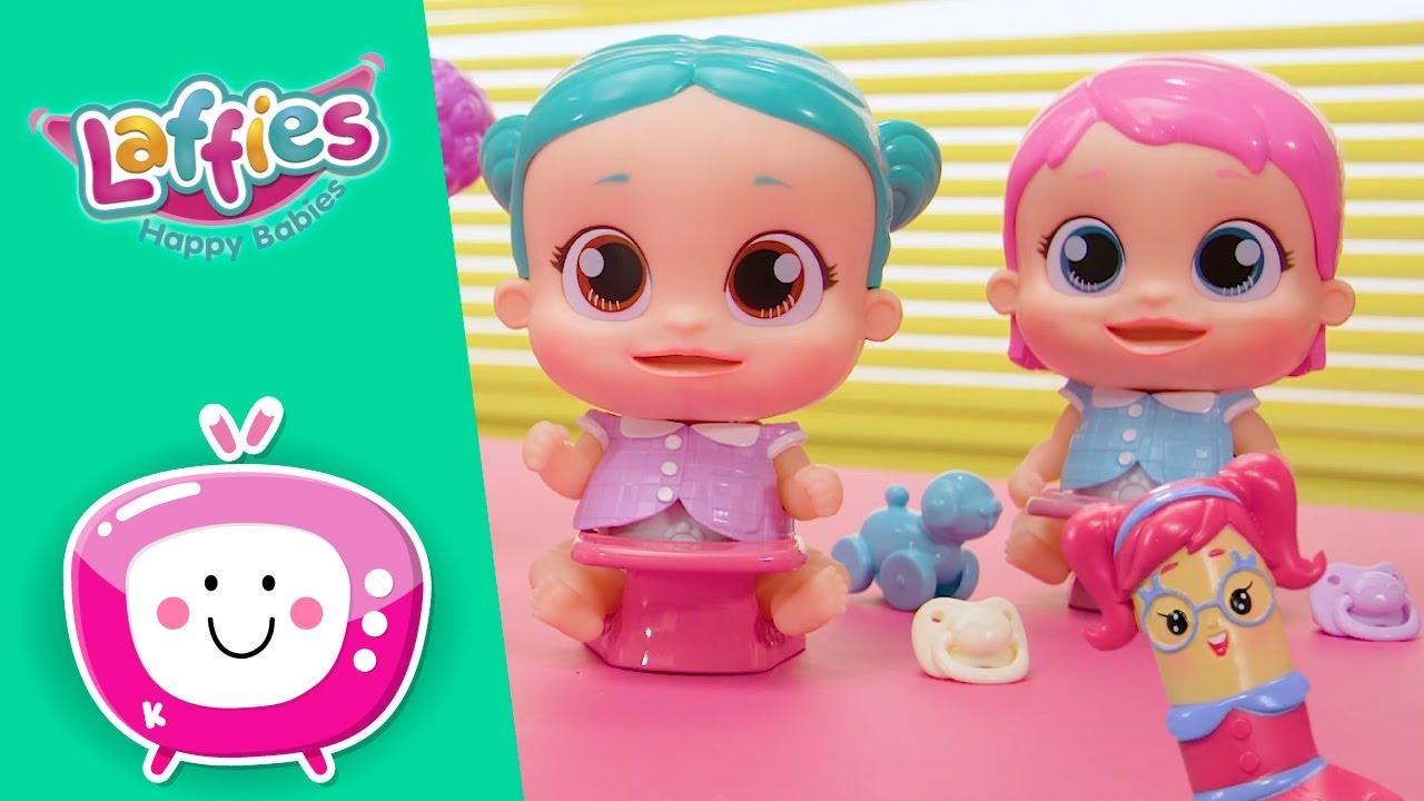 💥 SALTA 💥 LAFFIES 👶💞 Happy Babies 😄 Nuevo Episodio 🌈 Vídeos para niños en ESPAÑOL
