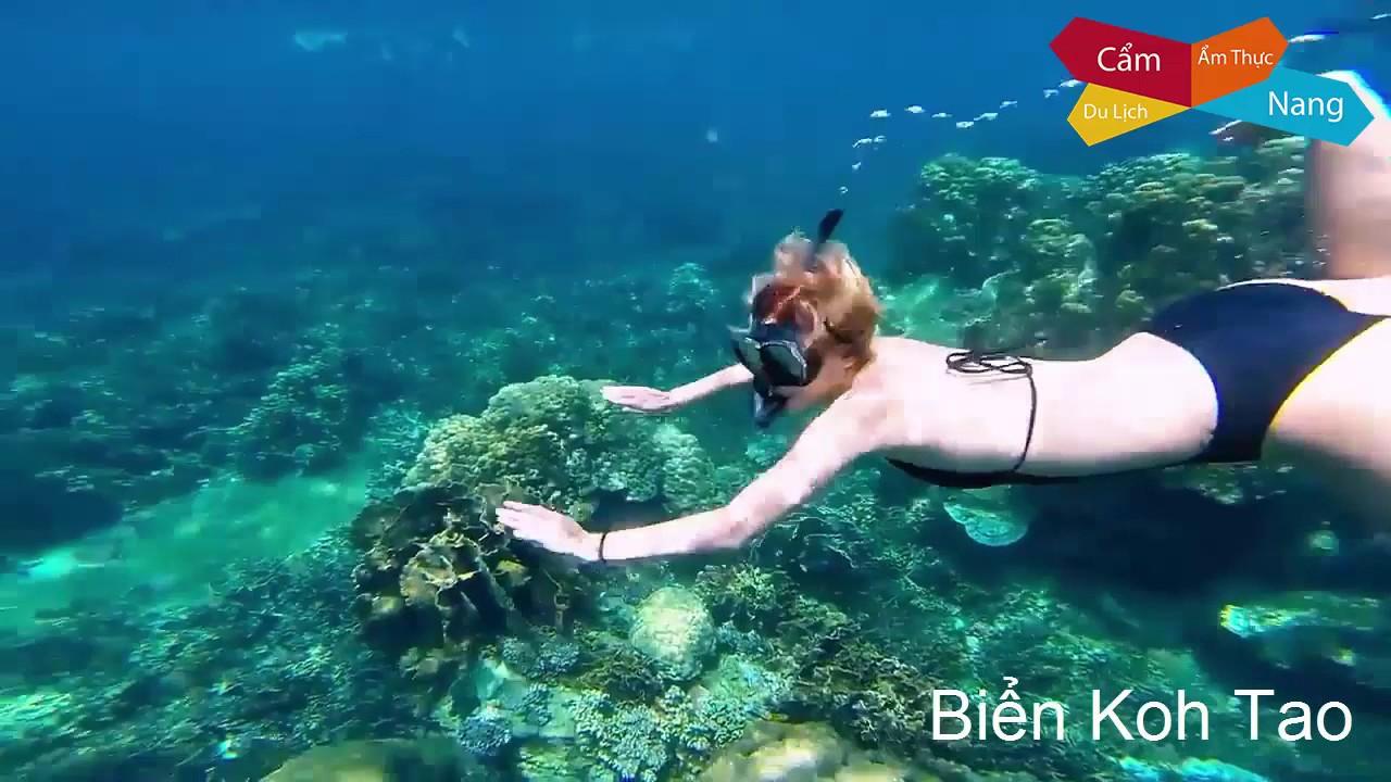 Các bãi biển đẹp ở Thái Lan được khách du lịch yêu thích nhất
