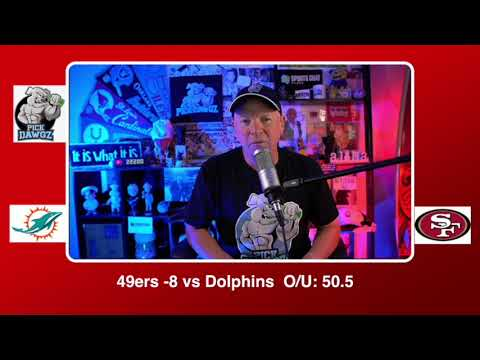 San Francisco 49ers vs Miami Dolphins NFL Pick and Prediction Sunday 10/11/20 Week 5 NFL Betting Tip