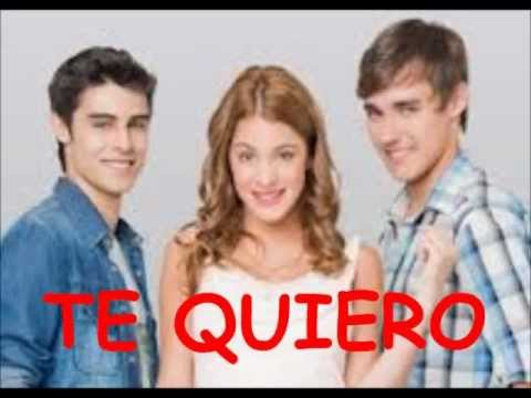 Paroles de Violetta te creo Travel Video
