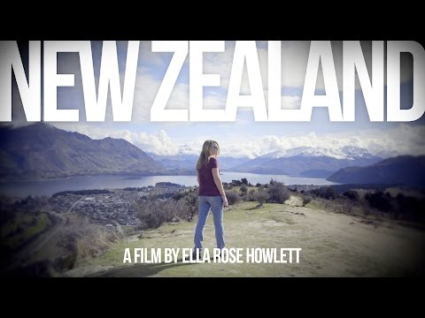 NEW ZEALAND || responsibly irresponsible || Travel Film