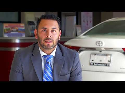 LaFontaine Toyota of Dearborn | A message from Rick Rodriguez