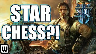 Starcraft 2 AUTO CHESS?!