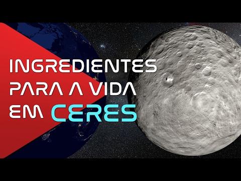 Moléculas Orgânicas em Ceres - A Fotografia de um Buraco Negro | 5 Vídeos Sobre Ciência