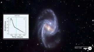 Nuovo punto fermo nella scala delle distanze cosmiche