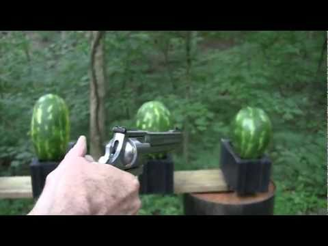 500 Magnum vs Watermelons