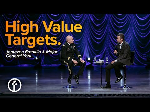 High Value Targets by Jentezen Franklin & Major General York