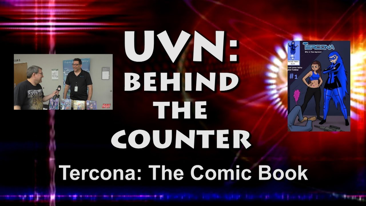 UVN: Behind the Counter 466