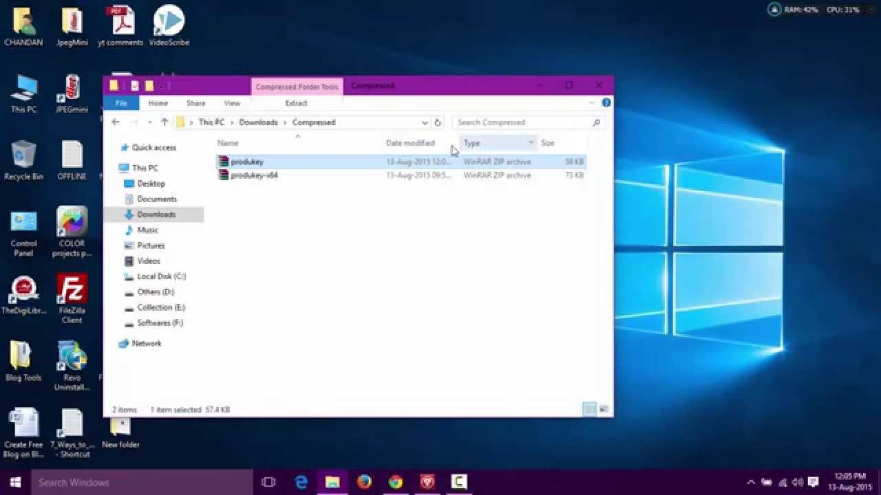 how to get the product key on win 10