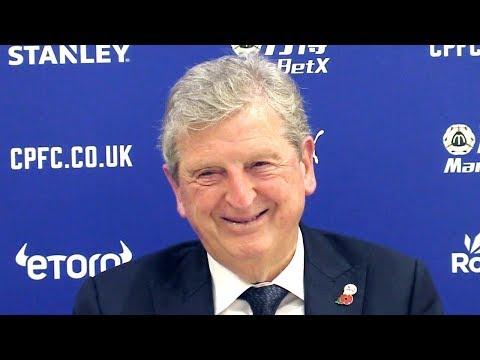 Crystal Palace 0-1 Tottenham - Roy Hodgson Full Post Match Press Conference - Premier League