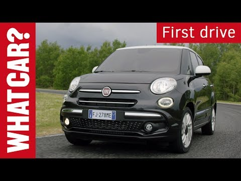 2017 Fiat 500L review | What Car? first drive