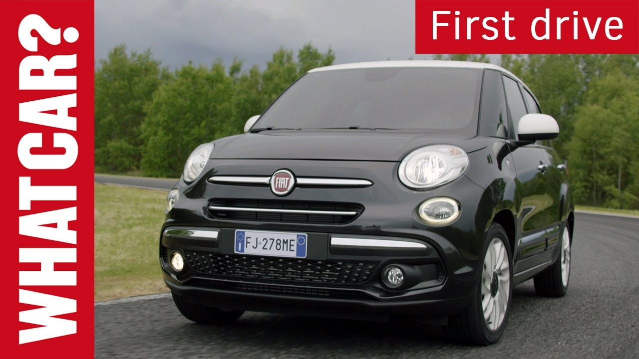 2017 Fiat 500l Review What Car First Drive