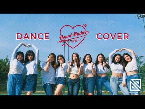 "TWICE (트와이스) ""Heart Shaker"" | Dance Cover (DANCEBOX ID)"