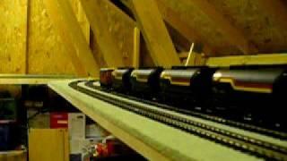 Hinchley Wood Model Railway Video 04