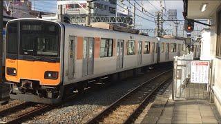 東武50050系51056F人身事故当該車両春日部駅発車