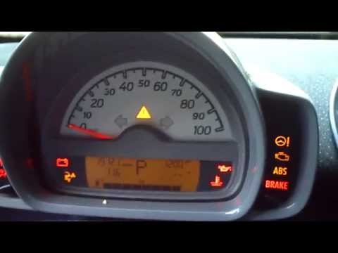 Removal Reset Amp Reinstall Gauge Pod 2009 Smart Fortwo
