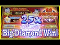 88 Fortunes Diamond Giving Me Huge 25X Multipliers During Free Games!💎Cosmo!👠