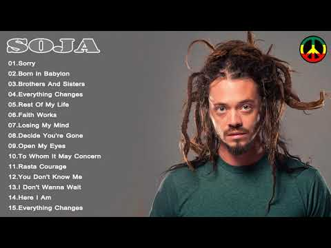 SOJA Greatest Hits - Best Songs Of SOJA