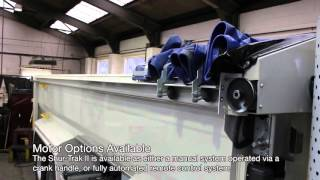 Shurco UK Ltd - Shur Trak II Truck Sheeting System (2015)