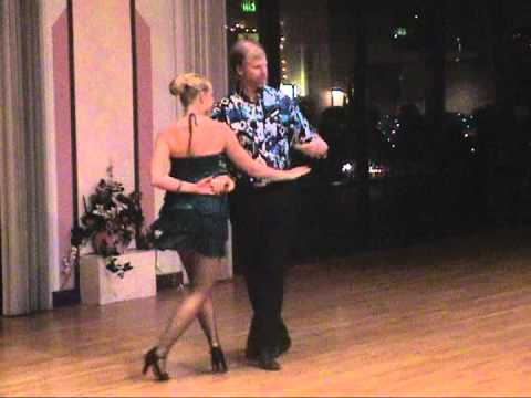 COUNTRY 2-STEP & SALSA DANCE CLASSES SAN DIEGO. CA 2005 - YouTube