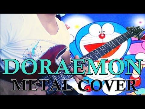 DORAEMON (Metal Cover)