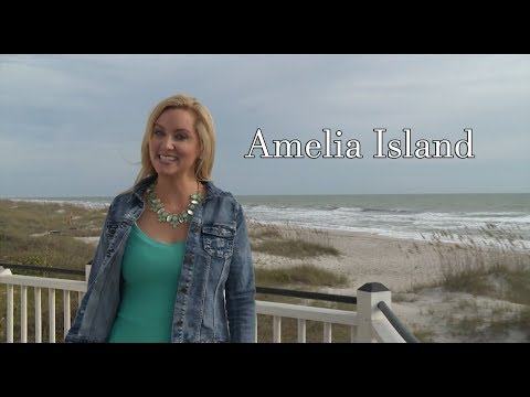 Family Travel With Colleen Kelly - Amelia Island, Florida