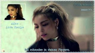 Watch Ailee Love Recipe video