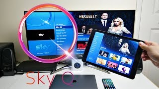SKQ Q 4K UHD Box Review / 2TB / Touch & Voice Remote Control