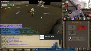 Twisted bow vs Corp (hammered down)