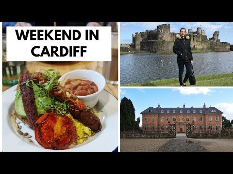 Travel Vlog | A Weekend In Cardiff