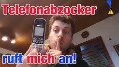 Windows Microsoft Telefon Abzocker ruft MICH an und wird total ver*rscht!