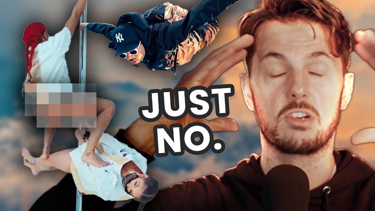 Filmmaker Reacts to Chris Brown - 'Go Crazy' (Remix) (Official Video)