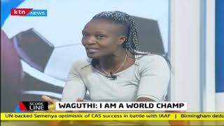 World Champion Judy Waguthi lacks finance to defend his title | #KTNScoreline