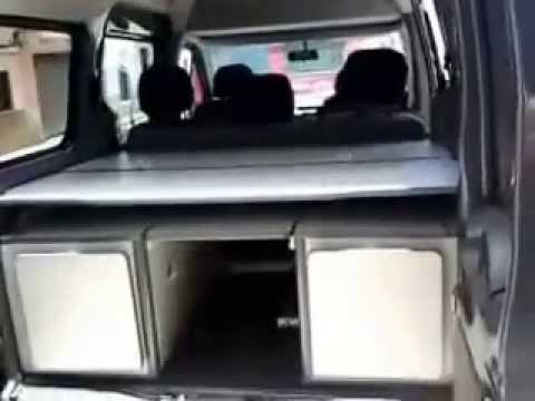 ford tourneo connect camper 2 youtube. Black Bedroom Furniture Sets. Home Design Ideas