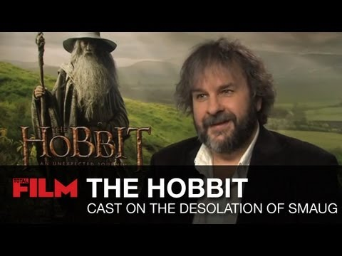 Peter Jackson & The Hobbit cast on The Desolation Of Smaug Mp3