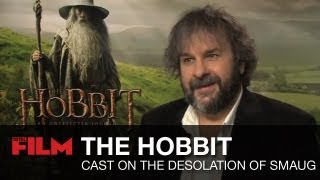 Peter Jackson & The Hobbit Cast On The Desolation Of Smaug