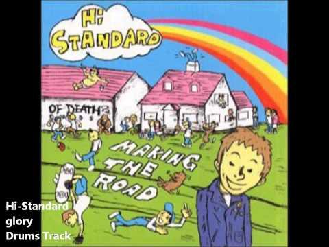 Hi Standard glory Drums Track