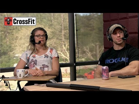 CrossFit Podcast Ep. 18.16: Dan Bailey