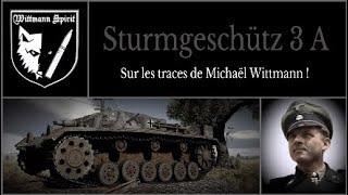 WAR THUNDER tanks : Sturmgeschütz 3 A. Sur les traces de Michaël Wittmann!