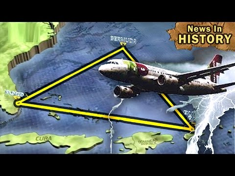 Shocking Secrets of the Bermuda Triangle - News In History