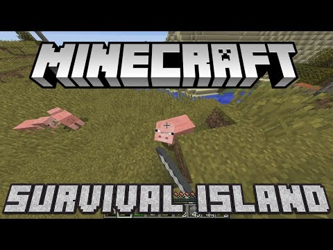 PIG ISLAND! - Minecraft: Survival Island