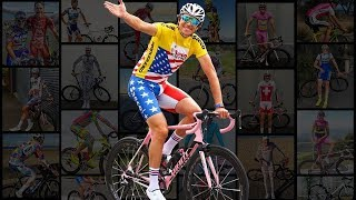 Meet the Man with 170 Cycling Kits (Lee 'Hollywood' Turner)
