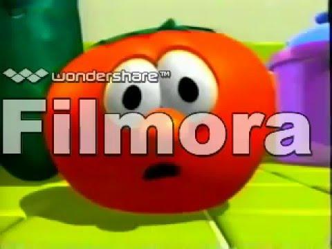 Opening to VeggieTales: Where's God When I'm Scared? UK VHS (1993) (Original Version)