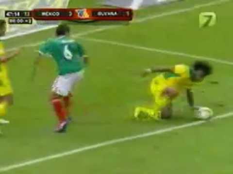 Mexico vs Guyana 3-1 8/06/2012 Eliminatorias Rumbo a Brasil 2014