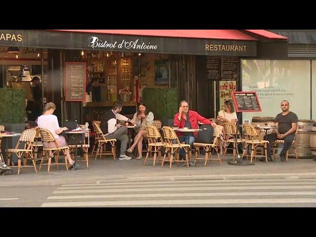 <span class='as_h2'><a href='https://webtv.eklogika.gr/epanekkinisi-tis-gallikis-estiasis' target='_blank' title='Επανεκκίνηση της γαλλικής εστίασης'>Επανεκκίνηση της γαλλικής εστίασης</a></span>