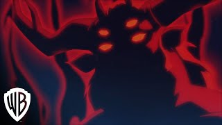 Justice League vs. Teen Titans clip - Trigon Appears to Raven