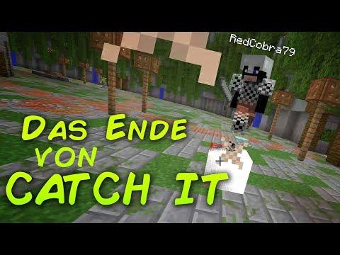 KEIN CATCH IT MEHR ?! - Minecraft SURVIVAL GAMES