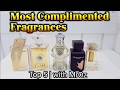 Most complimented fragrances | Top 5 Oriental perfumes | Collab Video