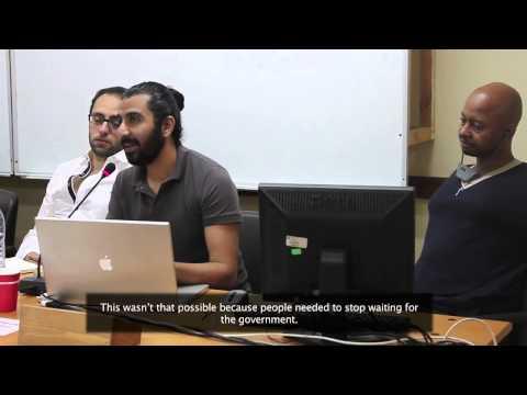 Learning from Cairo: presentation by Mohamad Abotera and Ahmed Zaazaa, MADD Platform