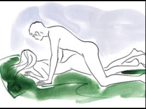 The Flat Iron Sex Position
